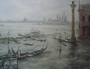 004 Венеция. После наводнения