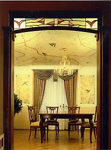 012 Роспись стен и потолка